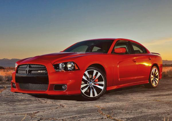Dodge представил Charger SRT8