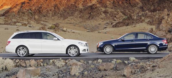 Mercedes-Benz C-Class: омоложение по плану
