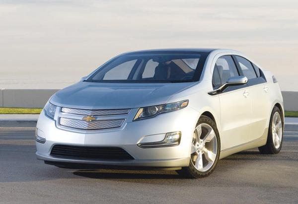 Chevrolet Volt: будущее наступает сейчас