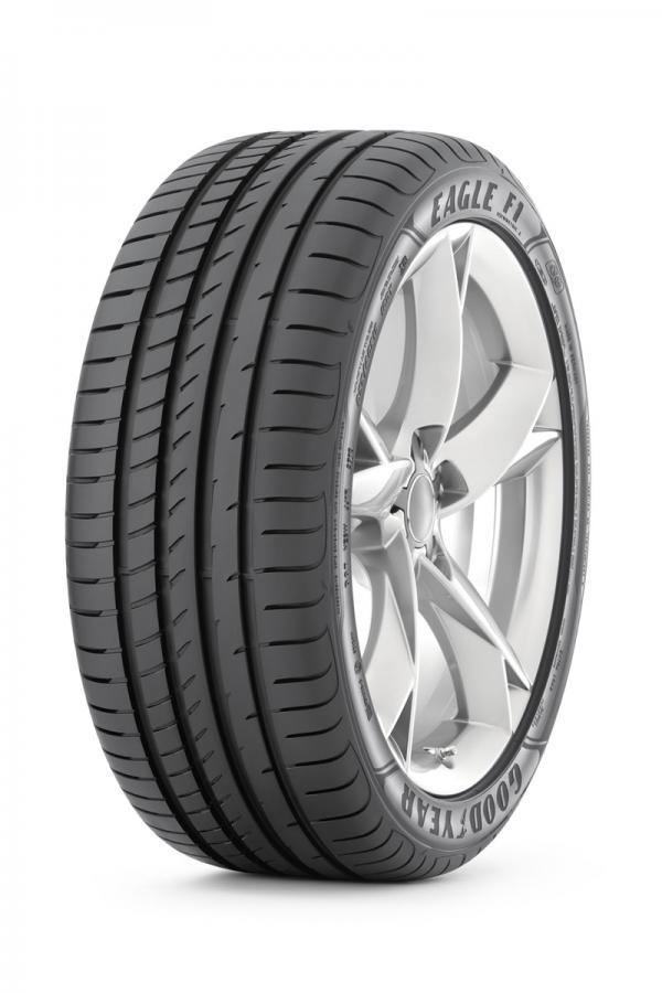 На автомоторшоу в Женеве Goodyear покажет новые шины