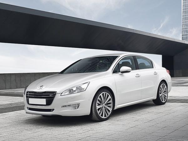 Peugeot 508: активная дизелизация