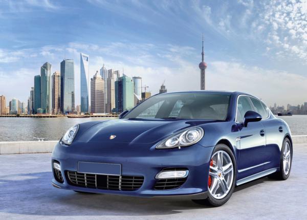 Porsche удлинит Panamera