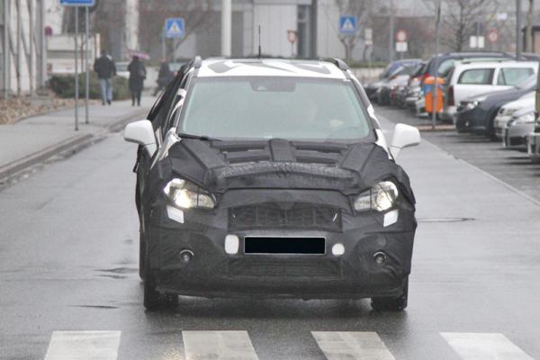 Opel Corsa станет вседорожником