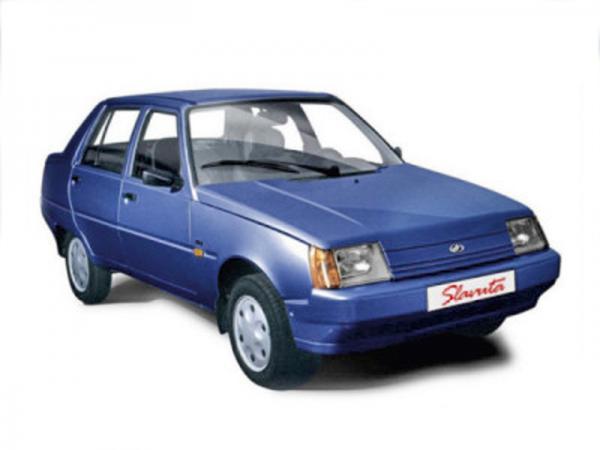 "Последний ЗАЗ 1103 ""Славута"" купили на аукционе почти за 50000 грн!"