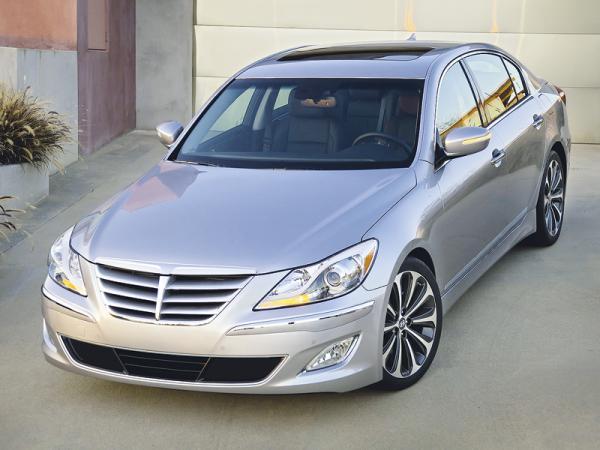 Hyundai Genesis: прибавка в мощности