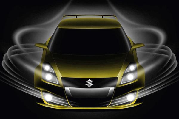 Suzuki покажет на мотор-шоу в Женеве Swift S-Concept