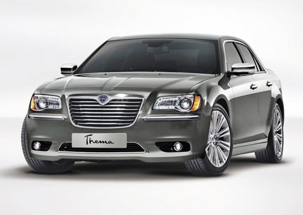 Модели Chrysler станут Lancia
