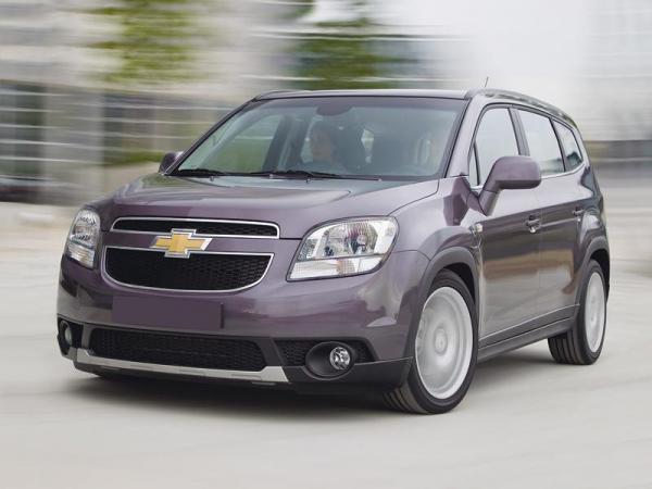 Chevrolet Orlando: наступление на Европу
