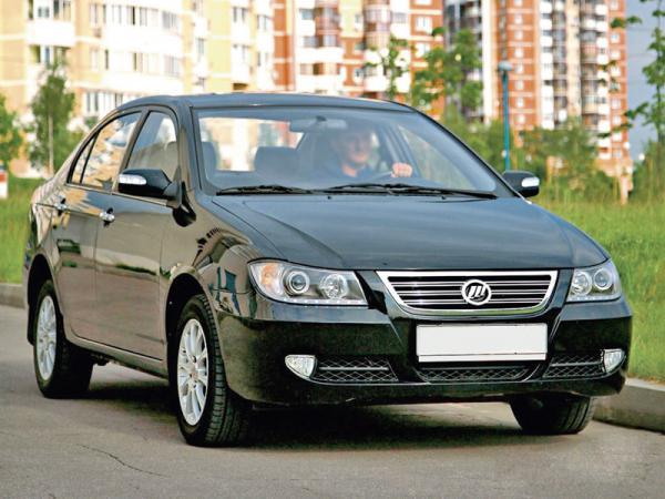 В Украине будет продано 750 автомобилей Lifan