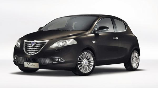 Женевский автосалон – 2011: Lancia