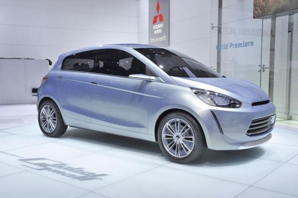 Женевский автосалон – 2011: Mitsubishi