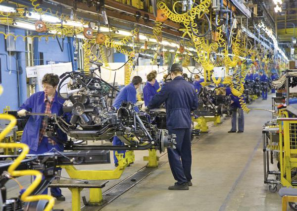"Сборка Volkswagen на ""ГАЗе"" начнется летом 2012 года"