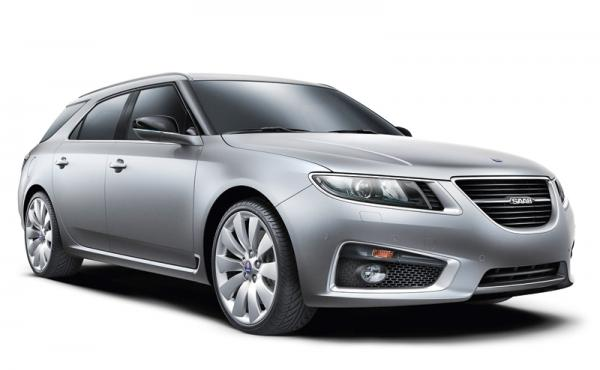 Женевский автосалон – 2011: Saab