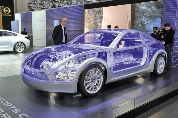 Женевский автосалон – 2011: Subaru