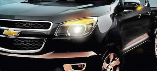 Chevrolet подготовил новое поколение Colorado