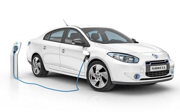 Renault выпустит пять серийных электрокаров
