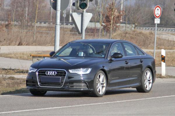 Audi готовит новый S6