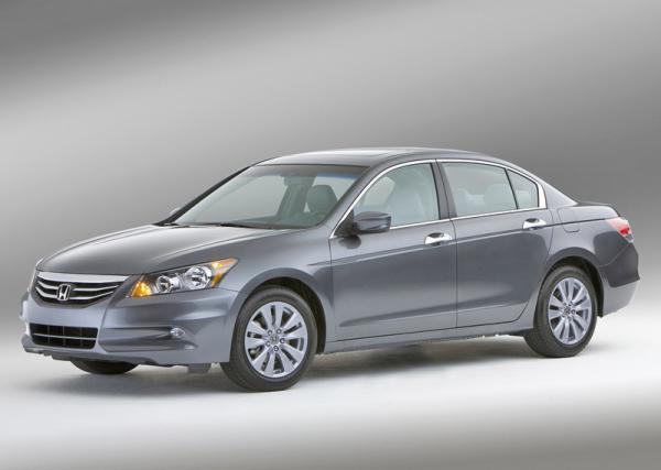 Honda готовит гибридный Accord Hybrid