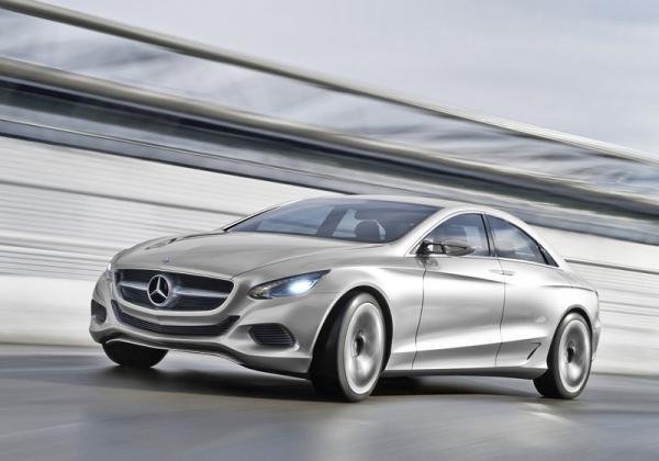 В Mercedes-Benz готовят четырехдверное купе BLS