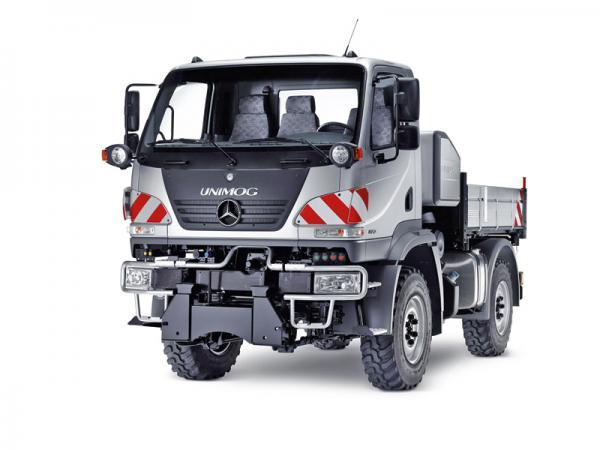 Mercedes-Benz Unimog U20