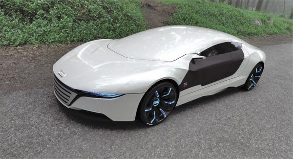 Audi готовит флагмана модельного ряда A9