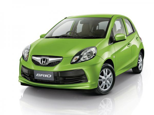 Honda Brio: хетчбэк эконом-класса