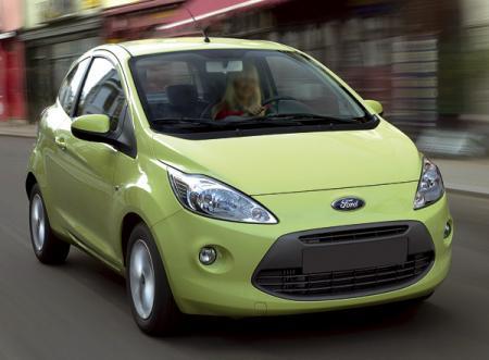 Ford Ka: компактный автомобиль для города и Джеймса Бонда