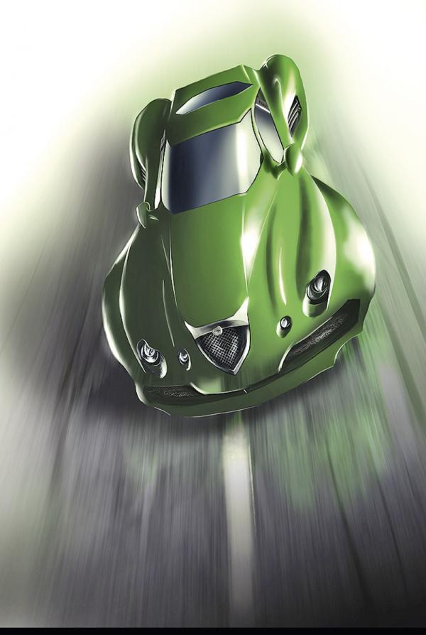 Новый седан Jaguar получил имя XS