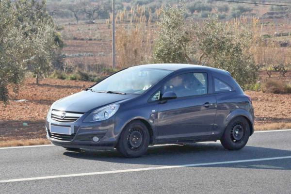 Opel Allegra поступит в продажу в конце года