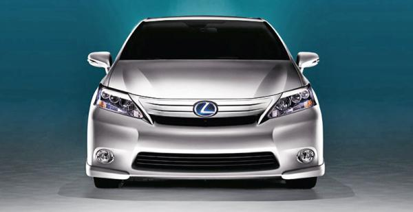 Lexus на мотор-шоу в Нью-Йорке покажет LF-Gh