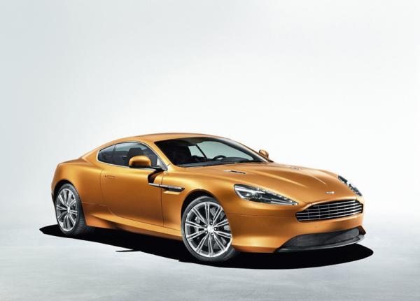Aston Martin Virage: золотая середина