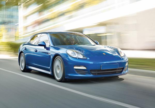 В Porsche разрабатывают младшего брата Panamera