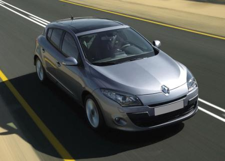 Renault Megane: в новом стиле