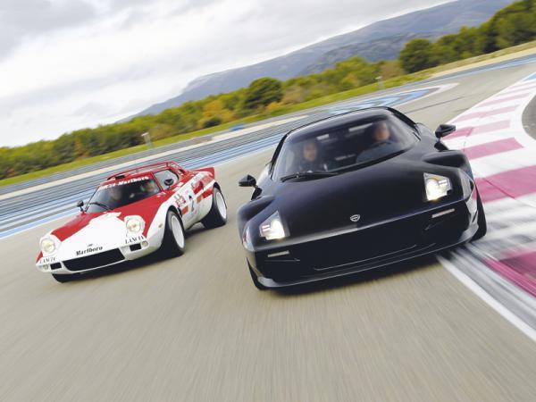Lancia Stratos: мечта, воплощенная в жизнь