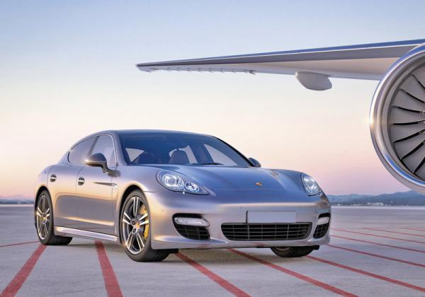Porsche Panamera Turbo S уже в Украине
