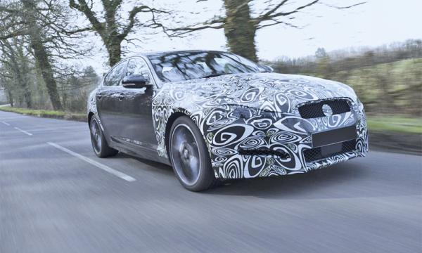 Jaguar обновил седан XF