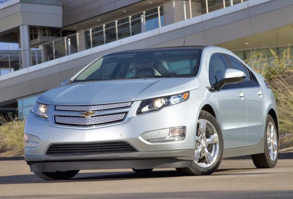 Buick готовит собрата Chevrolet Volt