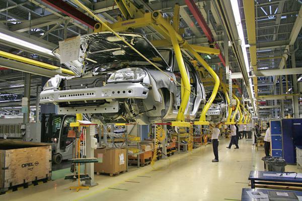 Производство GM-АвтоВАЗ увеличилось на 43 процента