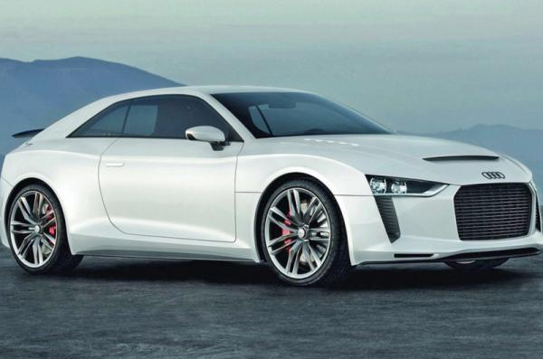 Audi намерено начать производство quattro concept