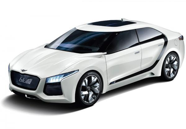 Hyundai Blue2: предвестник нового стиля марки