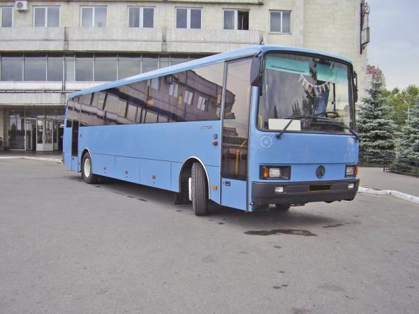 Киев закупит 150 автобусов на маршрут в Борисполь