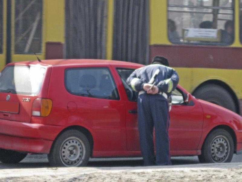 Відповідальність водіїв за порушення ПДР