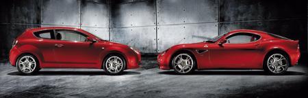 Alfa Romeo Mi.To: место рождения – Милан и Турин