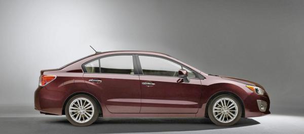 Subaru Impreza: первое фото