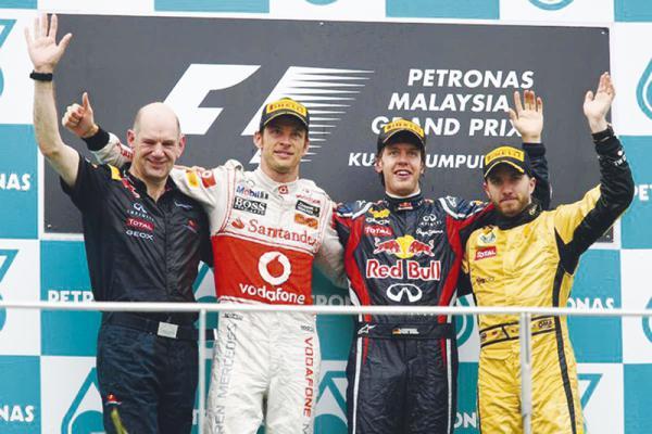 F1: Похоже, главным соперником Феттеля в этом сезоне будет он сам