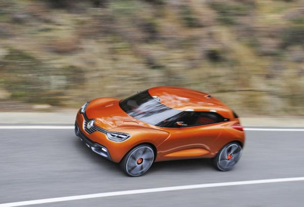 Три вседорожника от Renault