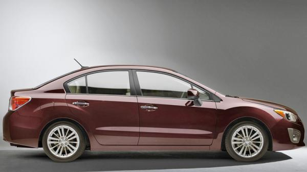 Subaru представит сразу две премьеры