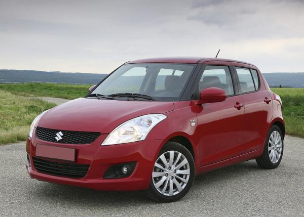 Продажи нового поколения Suzuki Swift стартовали в Украине