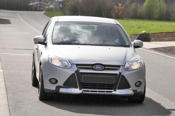 Новый Ford Focus RS станет полноприводным гибридом