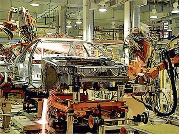 Производство автомобилей в России удвоилось